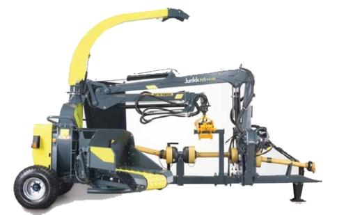 Déchiqueteurs grande capacité: le Junkkari HJ500